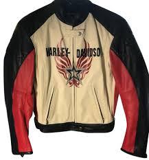 white motorcycle jacket harley davidson red black and white motorcycle jacket size 4 s