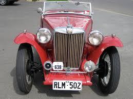 1949 mg tc u2013 collectable classic cars