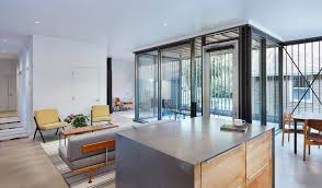 studio 804 designed this eco friendly home on an infill site in