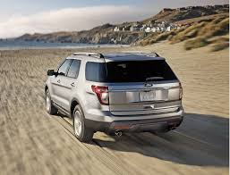 cars ford explorer feds investigating ford explorers over exhaust leaking into cabin