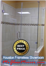 Mr Shower Door Houston Frameless Shower Doors