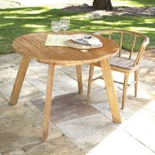 Outdoor Dining Room Furniture Dexter Outdoor Expandable Dining Table West Elm