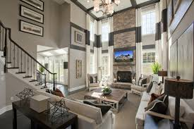 family room progress lighting an exclusive luxury home tour with