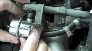 1990 volvo 240 fuel pressure regulator replacement youtube