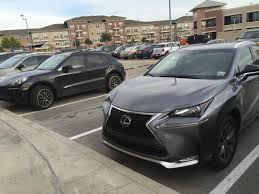 lexus nx 2015 vs nx 2016 my new nx f sport awd next the porsche macan s clublexus lexus
