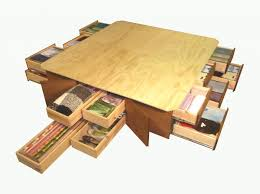 Bed Platform With Drawers King Platform Bed With Storage Underneath Storage Decorations