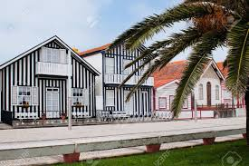 fisher house typical fisher houses in costa nova portugal striped colourful