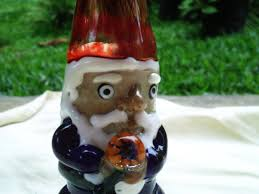 smoking garden gnomes chillum and pipe who could resist a