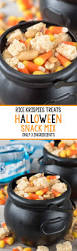 halloween snack mix crazy for crust