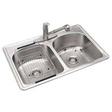home depot stainless sink stainless steel kitchen sinks kitchen the home depot stainless steel