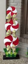 Candy Cane Outdoor Decorations Candy Cane Prop Click The Image To Supersize Candy Land