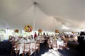 rent a wedding tent wedding tents and canopies chicago illinois rent wedding
