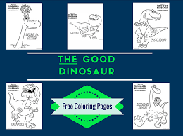 the good dinosaur coloring pages more gooddino