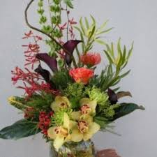 San Diego Flower Delivery Tropical Flower Delivery In San Diego Rainbow Flowers