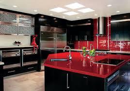 deco cuisine noir déco cuisine noir idée de modèle de cuisine