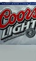 Coors Light 24 Pack Coors Light Beer Colorado Usa Prices U2022 Wine Searcher