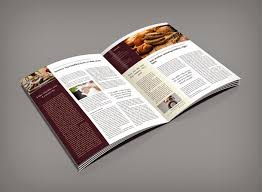 indesign newsletter indesign newsletter template 176541 indesign