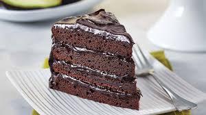 gâteau étagé au fudge glaçage à l u0027avocat et au chocolat
