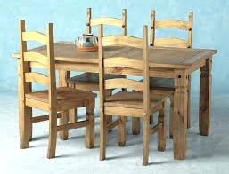 Pine Dining Room Tables Mexican Dining Room Sets Pine Dining Room Sets Table And Chairs 5