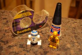 The Most Awesome It Project by The Most Awesome Star Wars Lego Craft Project A Tutorial Sticky