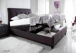 Upholstered Ottoman Storage Bed by Furniture Amusing Gray Storage Bench For Chic Interior Design