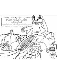 healthy plate coloring page plate full of color coloring book art projects eagle books