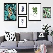 online get cheap leaf prints art aliexpress com alibaba group