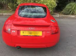 audi tt 1 8 quattro 2006 low mileage 32857 miles in rhos on