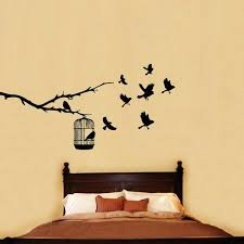 Birds Home Decor Wall Decor Images Wall Design Leftofcentrist
