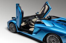 lamborghini aventador price 2017 lamborghini aventador s roadster revealed specs pics and price