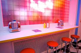 inside chicago u0027s saved by the bell pop up diner vogue