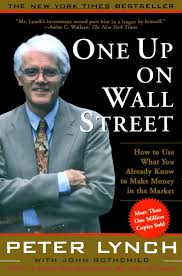 one up on wall street ebook by peter lynch 9781439126158