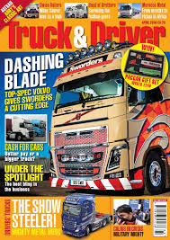 volvo trucks for sale in australia truck u0026 driver april 2016 by augusto dantas issuu