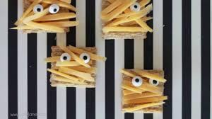 Halloween Appetizers by Spooky Halloween Appetizers Youtube