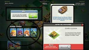 3 hidden things in clash of clans builders base update youtube