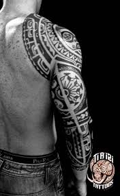 25 beautiful polynesian tattoo sleeve ideas on pinterest arm