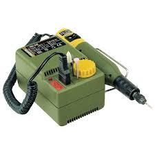 Proxxon Bench Drill Proxxon Micromot Ng 2 E Variable Speed Transformer Rapid Online