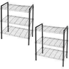 48 62 in x 32 09 in x 17 75 in metal sport storage organizer in