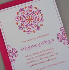henna invitation indian invitation decorated elephant booklet shower birthday