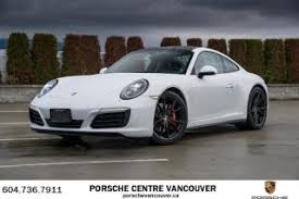 porsche 911 for sale vancouver and used porsche 911s in surrey bc carpages ca