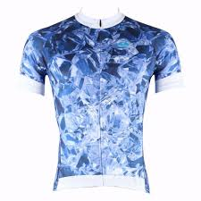 summer waterproof cycling jacket paladin cycling clothing with ice pattern cool summer quick dry
