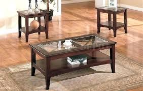 Living Room Coffee Table Set Light Wood Coffee Table S S Light Wood Coffee Table With Glass Top