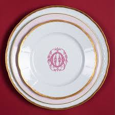 monogrammed dishes 614 best monogram everything images on dinnerware