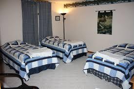 Two Twin Beds by Cedar Ridge Retreat Bedrooms