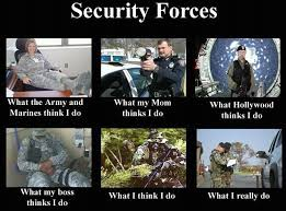 Military Police Meme - security forces military humor