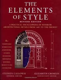 History Of Interior Design Books Elements Of Style Revised Edition A Practical Encyclopedia Of