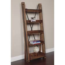 Library Bookcase With Ladder by Furniture Awesome Ladder Bookcase For Bookshelves Ideas