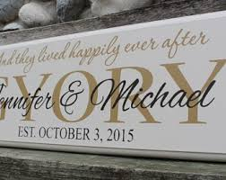 wedding plaques personalized personalized family name signs plaques by taylorsigns on etsy