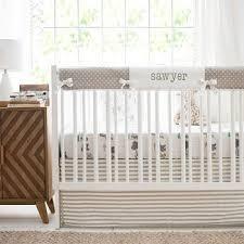 Cheetah Print Crib Bedding Neutral Crib Bedding Animal Print Baby Bedding Unisex Baby Bedding