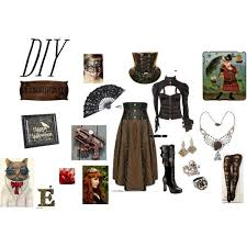 Steampunk Halloween Costumes 64 Steam Punk Images Steampunk Fashion